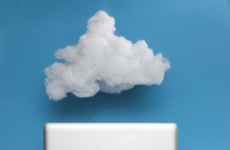 Blue Cloud Cloud Computing Internet Online  Sky
