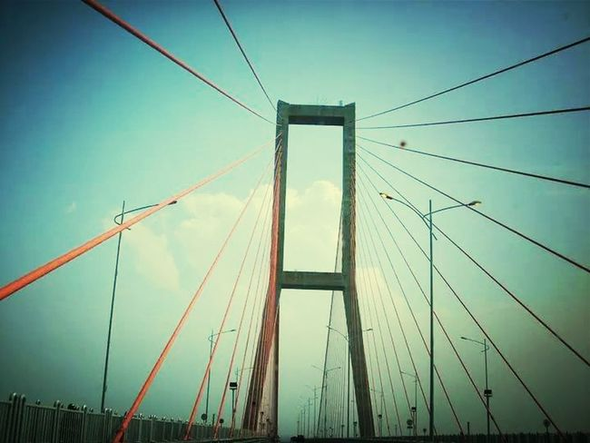 Brigde Suramadu Bridge ArchiTexture Journey