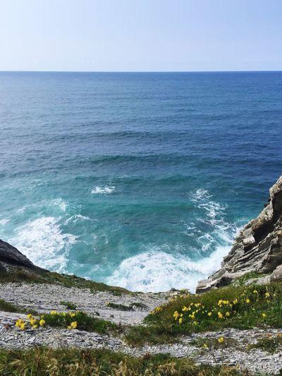 Sea Water Horizon Over Water Beauty In Nature Horizon Scenics - Nature Sky