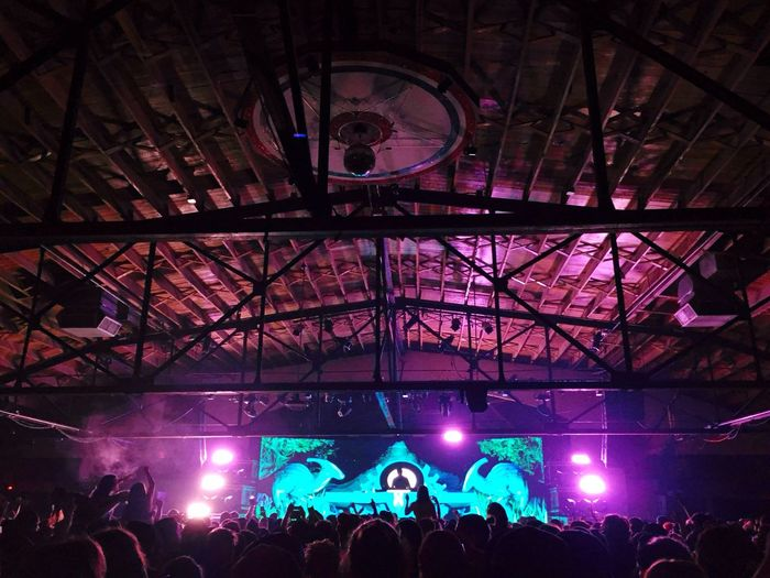 2nd time at excision was amazing just like the 1st!! Life Photography Photo Tulsa Oklahoma Artistic Art 918 2016 Urban Area Pic Shot Rave Party Partying Another Excision The Paradox Cains Ballroom Cains City