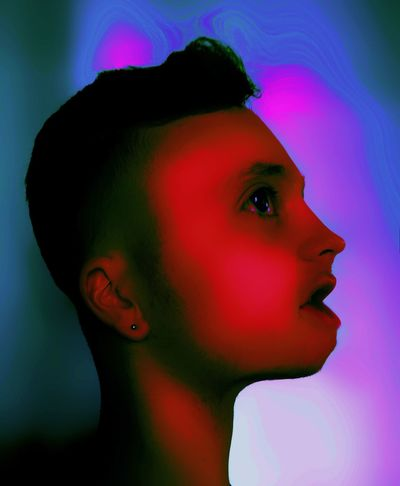 Just graphic Surrealism Abstract Modern Digital Art Graphic Boy Art Artist Tender