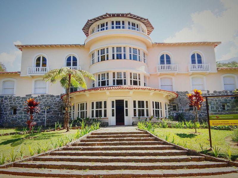 Architecture Day No People Treeday Parquenacionaldoitatiaia Outdoors Sky Stair Celebration Brasil Building Exterior