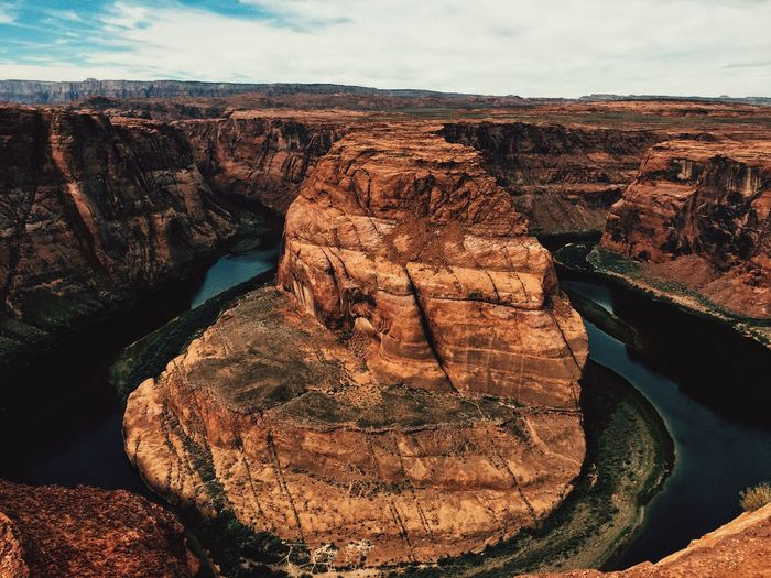 Horseshoe Bend Page Arizona Page Arizona Visit Arizona Navajo Nation Colorado River Scenic Landscape Landscape_Collection Horseshoe Bend Page, AZ