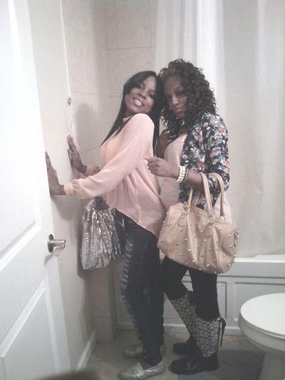 me & my favorite girl