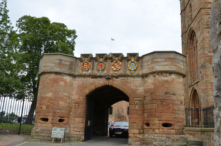 Daytime Historical Building Historical Place Linlithgow Palace No People Queen Of Scots Royal Palace Scotland