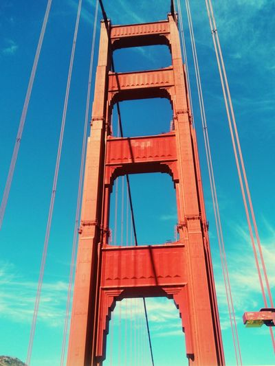 EyeEm Selects Golden Gate Bridge Bridge - Man Made Structure Outdoors