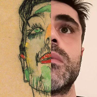 Contemporaryart creativity Inspiration Portrait Young Adult Only Men Schiele