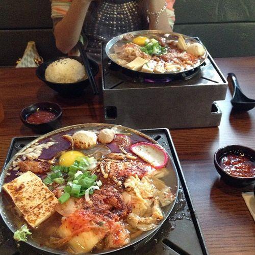 Kimchiiiiii 😍 Dinner Date BB Boilingpoint Shabushabu Spicy Addicting Soup Soverydelicious 626 Asiantown @smile4cat