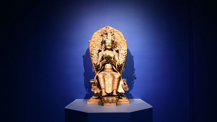 The Future Buddha TheFieldMuseum Tibetan Buddhism