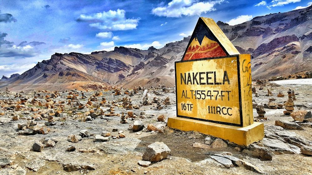 Travel Photography Travel Destinations Nikonphotography Travelgram Photos Around You Earth 🌎 Travelgrams Outdoors Travelling Love India Ladakhdiaries Nature Sky Landscape Beauty In Nature Travelgram No People Mountain Naturelovers