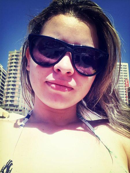 Bora praia!
