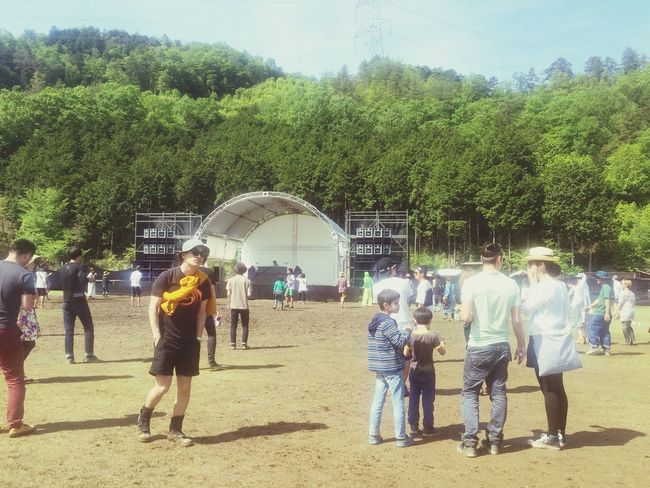star festival☆ Enjoying The Sun Music Festival Good Times