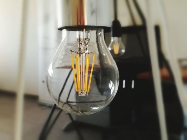 Light Bulb Electricity  Filament Indoors  Close-up No People Home Interior Technology Perfume Day