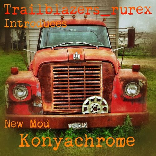 Trailblazers_rurex introduces its newest moderator...konyachrome Wondering how to become a member? Follow Trailblazers_rurex and tag your shots #trailblazers_rurex There you have it! Rustneversleeps Rottenfeed Filthgonecountry Igaddictsanonymous Grime_lords Trailblazers_rurex Organizedgrime