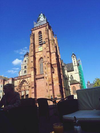 Domplatz Altstadt Entspannen Hanging Out