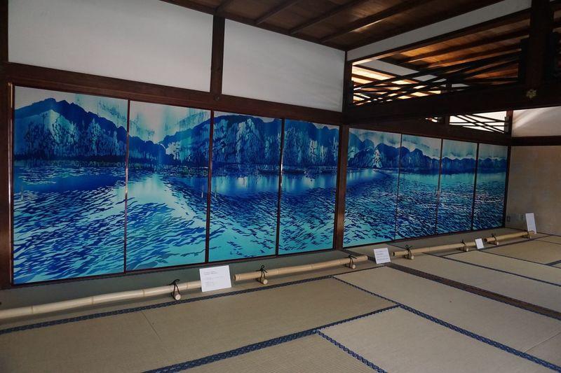 2017 Art Japan Kenninji Kyoto Painting Picture Room Sliding Door Temple The Oldest Zen Temple In Kyoto Kenninji Zen 京都 建仁寺