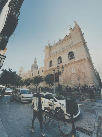 Sevilla España SPAIN Architecture Art City Landscape Cathedral Monuments Traveling