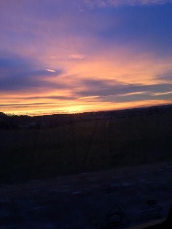 Nichts ist leicht im Leben. Aber wirklich gar nichts. Manchmal verletzten wir Menschen die wir nie verletzten wollten. Manchmal verletzten wir uns selbst. Manchmal braucht man einfach eine Auszeit. Manchmal braucht man einfach nur einen ruhigen Platz wo man so sein kann wie man ist. A. Sunset Nature Landscape Sky BesteFreundin💋👭