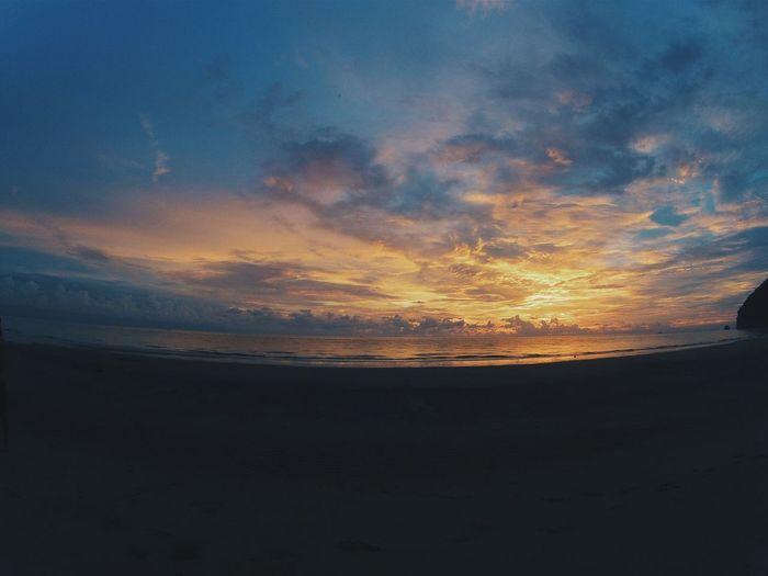 Sunset! Gopro