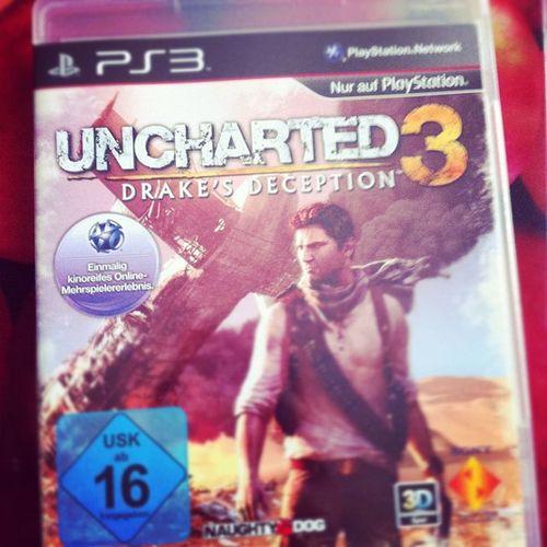 Cool! ist heute angekommen. #Uncharted3 Uncharted3