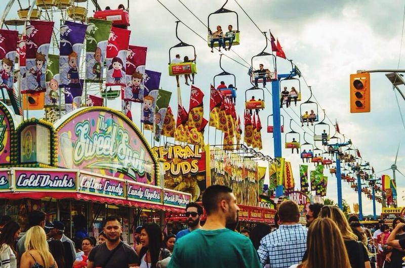 rides. games. foods. Fun Food Game Carnival