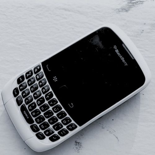 Blackberry Blackandwhite Thats Mine Antimainstream