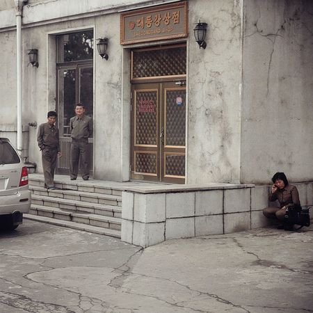Pyongyang Socialism DPRK North Korea People Photography Streetphotography The Human Condition People looks like sth will happen