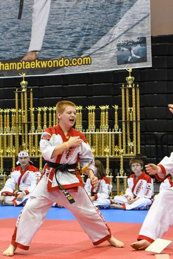 Champ Martial Arts Competition Indoor Sport Judging Martial Arts Nikon Photography Nikonphotography Sport Tae Kwon Do Taekwondo Tkd Tournament Trophy