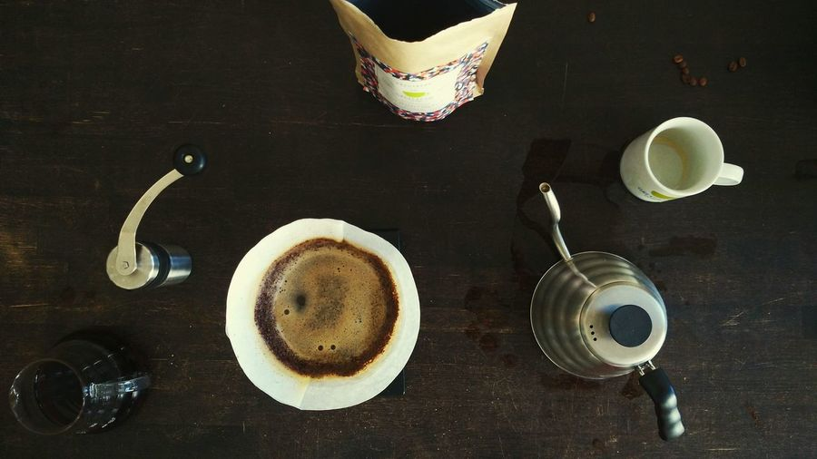 Brewing the new Green Cup Coffee Roast... First Eyeem Photo