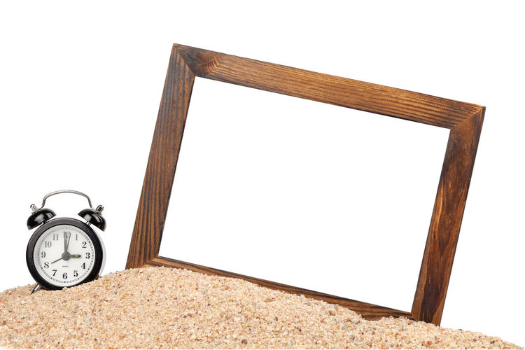 wooden picture