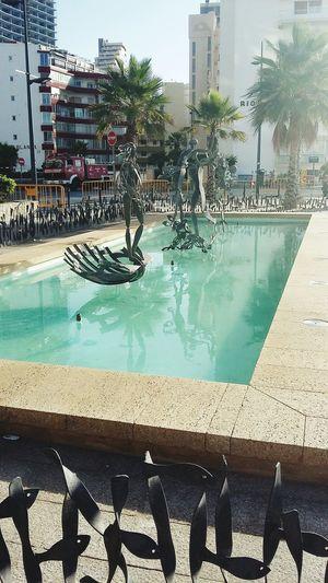 Water Architecture Fountain Scultuir Fountain