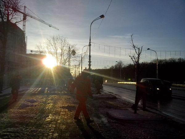 мороз и солнце Frizz