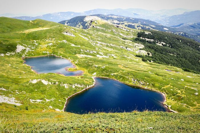 A beautiful trek on appennino toscoemiliano Mountain Water Nature Lake Mountain Range Landscape Scenics Outdoors Day No People Beauty In Nature Active Lifestyle  Wildlife Photography Beautiful Nature End Of Summer Tranquility Peace Glacial Lake Glacial Rocks