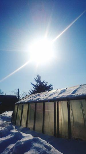 Winter Sky Home
