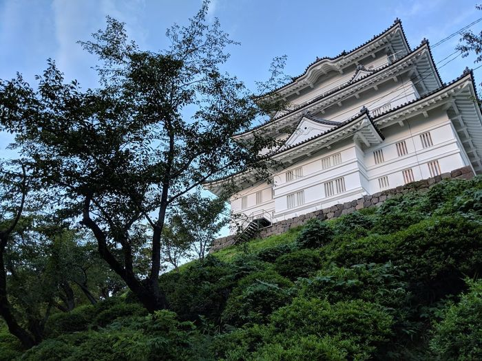 Odawara Castle Pixel2xl Pixel 2 Xl Odawara Castle / Japan Odawara Castle Odawara Castle Japan Castle Built Structure Architecture History Building