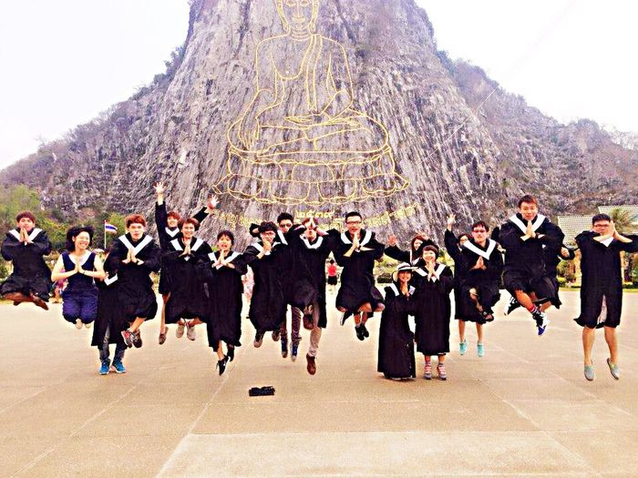 Students period coming to an end, I do not want to fly. Student Graduation Trip Youth Friends Sadness Thailand Open Edit Popular Photos