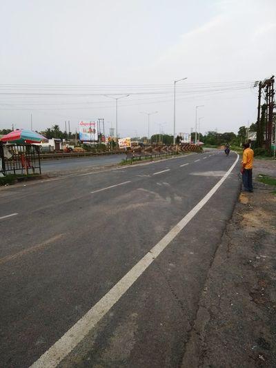 National Highway 6 at Kolaghat, Purba Medinipur City Sky