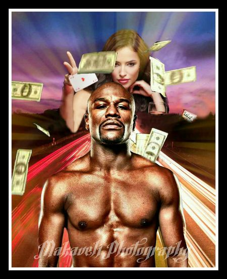 Payday Money Mayweather Floyd Mayweather  EyeEm Gallery Photography EyeEm Best Edits Boxing Match Hello World Worrier EyeEm Best Shots