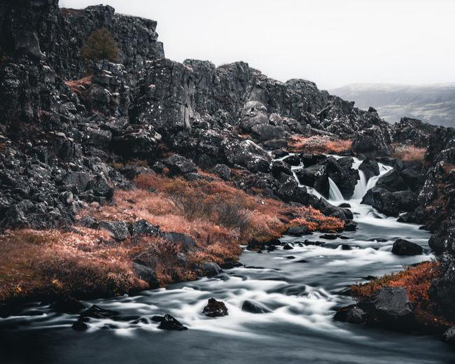 Iceland – A