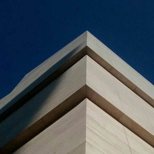 Arquitectura Museo Mexico City Simplicity PhonePhotography