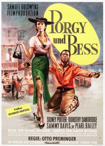 Movie Posters Porgy and Bess