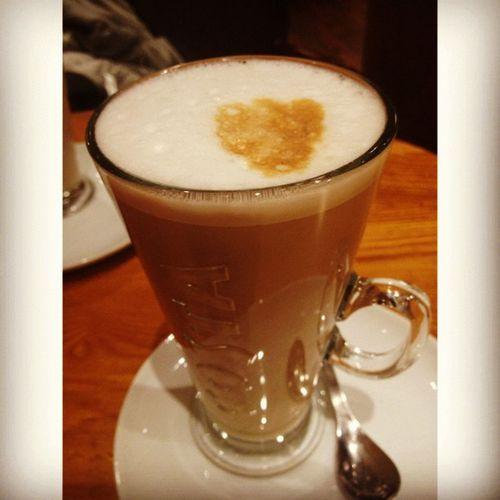 Squaready Costa Coffee CostaCoffee  Caffeine Photooftheday Photo365 Sharing  Cinnamonlatte Latte Frothy Delicious Mcarthurglen Ashfield Instagrammers