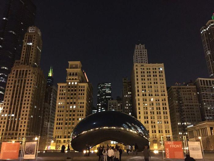 The Bean Chicago