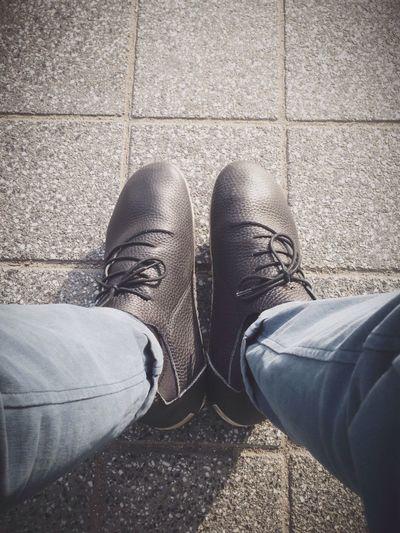 못생겼지만 왠지 정이가는 내 신발~* 고생많다 신발아~^^