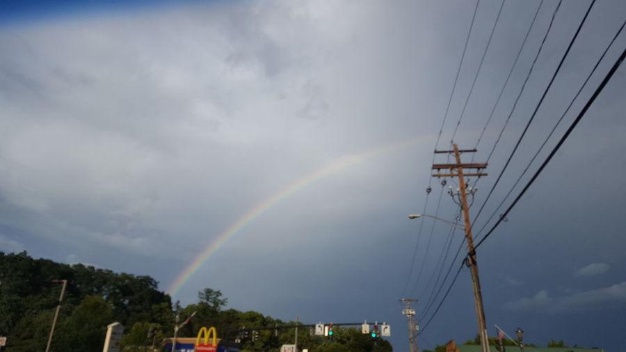 Rainbow Rainy