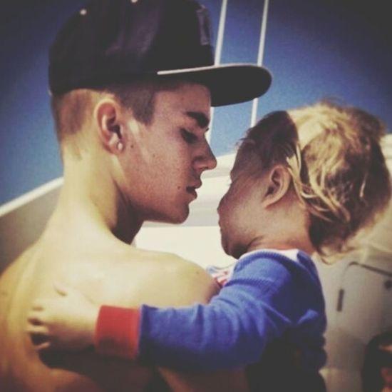 Justin Bieber Jaxonbieber Brother Iloveyou ❤️❤️❤️❤️❤️❤️❤️