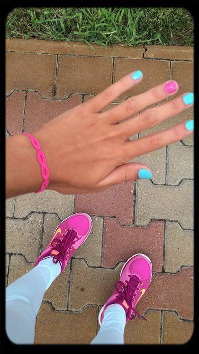 Nike Shoose Nails