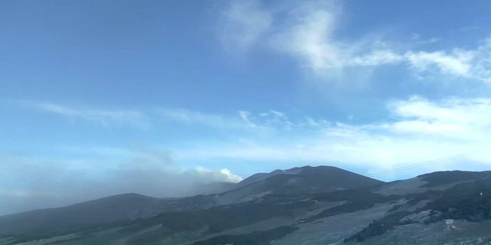 Italy Etna,