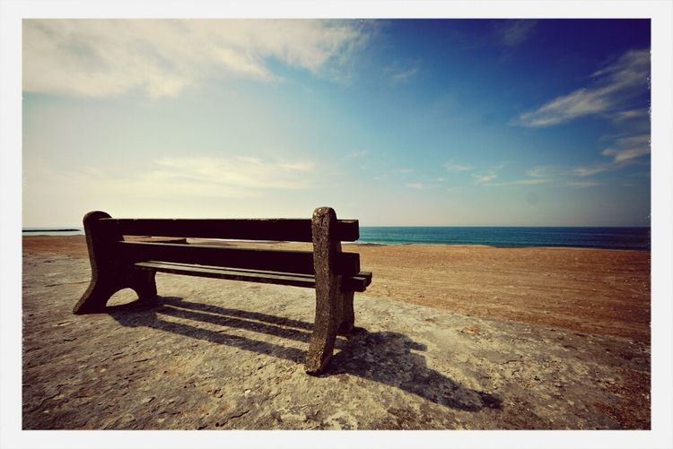 Strand Weite Meer Chill Out