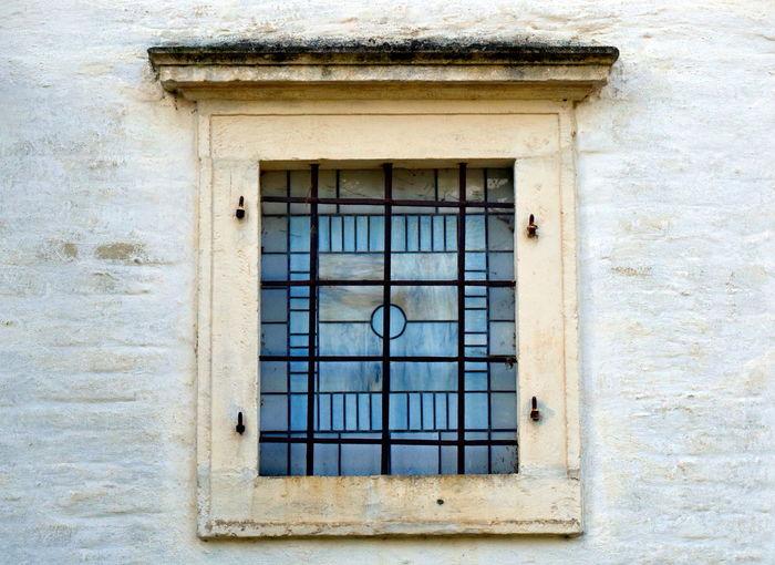 Old window.